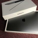 Mac Book air 2011 が遅いのでMacBookPro2018にした件