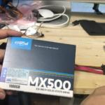 ノートパソコン 遅い SSD化 効果は?