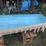 ベニア板 シーカヤックをつくる その3 最終版 コーミング取付  全体の組立と仕上および塗装