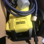 KARCHER ケルヒャー K2 コンパクト 高圧 車 洗浄