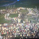 スリムタワーPCの小改造 ケースにグラボが入らない PC版 Cities: SKYLINES ハマってます